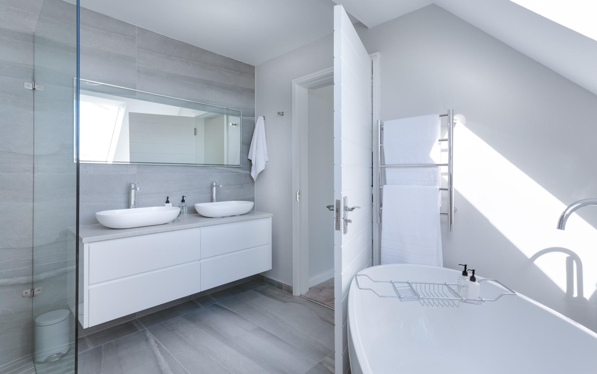 badkamer renoveren balen