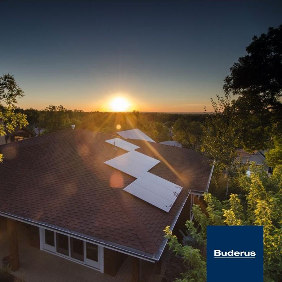 zonneboiler - energievriendelijk verwarming